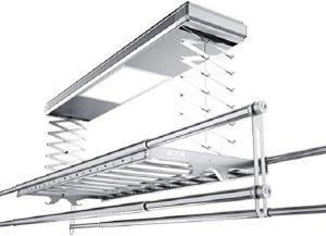 Tendedero de techo eléctrico